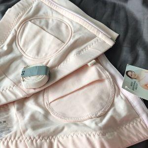 NWT pumping bra